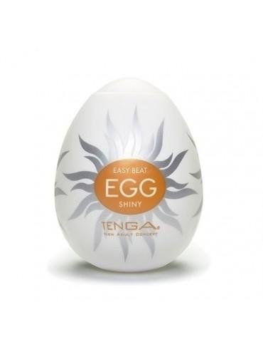 Masturbador Tenga Egg - Shiny - Sensações + Intensas